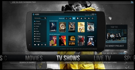 Kodi for Android Download