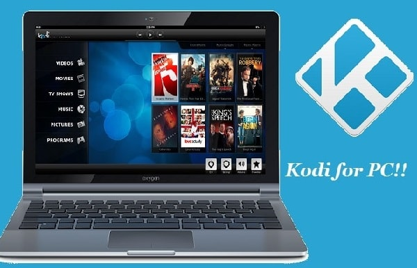 Kodi for Windows Download