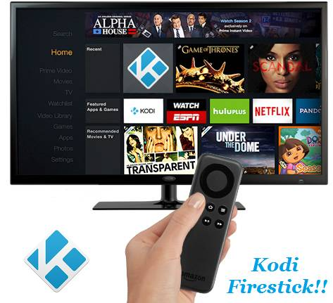 Kodi on Firestick Guide