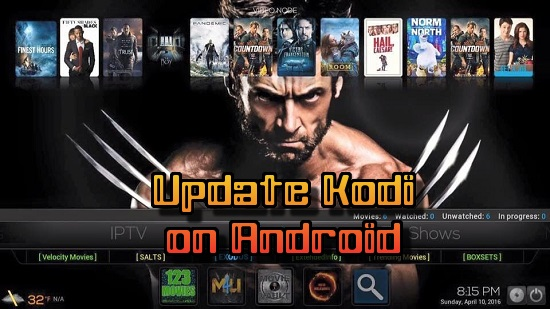 Update Kodi APK Latest Version