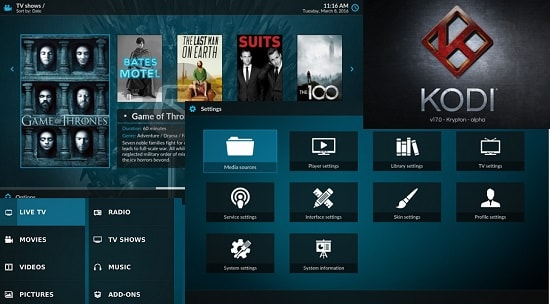 Kodi Download App